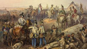 Ο καταστροφέας Τούρκων και Γάλλων… Στρατάρχης Ιωσίας του Σαξ Κόμπουργκ