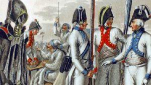 Το πεζικό της Σαξωνίας 1806 – 1809… Οι παρεξηγημένοι γενναίοι Γερμανοί