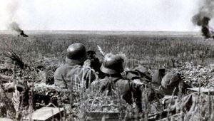 Αν. Μέτωπο 1942: Ώρες πολέμου  του υπολοχαγού Μίκαελ και των ανδρών του