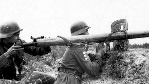 Νορμανδία 10 Ιουνίου 1944: 4 Γερμανοί και μια βρετανική φάλαγγα αρμάτων…