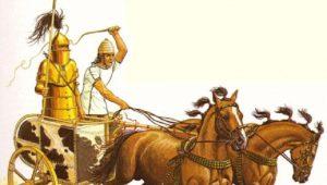 Μυκηναϊκά άρματα μάχης… Οι Έλληνες ιππότες της Εποχής του Χαλκού