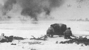 """""""Καταστροφέας"""" των Τ-34 με τρία τραύματα… ο Φλαμανδός μαχητής λοχίας"""