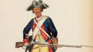 Σύνταγμα Άνω Σαξωνικού Κύκλου: Οι άγνωστοι μαχητές του 7ετούς Πολέμου