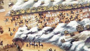Μάχη Βασιλικών: Με πρησμένο το χέρι από την σφαγή των Τούρκων…
