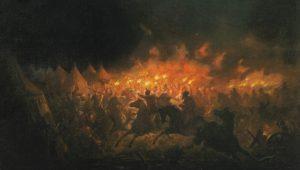 Ο Δράκουλας εξοντώνει τους Τούρκους… Η νυκτερινή σφαγή των Οθωμανών