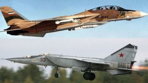 "F-14 κατά MiG-25: Πόλεμος Ιράν-Ιράκ… άγρια μονομαχία ""γιγάντων"" στους αιθέρες"