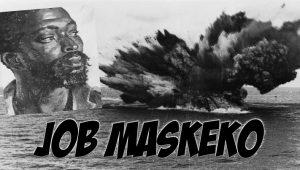 Τζομπ Μασέκο: Βυθίζοντας γερμανικό πλοίο με ένα κονσερβοκούτι από γάλα…