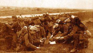 Δόξα στα χαρακώματα… Η ΛΕΓΕΩΝΑ των ΞΕΝΩΝ στον Α' Παγκόσμιο Πόλεμο