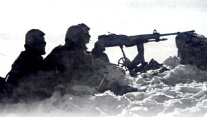 Ο Λόχος Πεζικού και ο Λόχος Πολυβόλων του Ελληνικού Στρατού το 1940