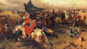 Λβοφ: Απόλυτος εξευτελισμός των Τούρκων από λίγους Πολωνούς ιππείς