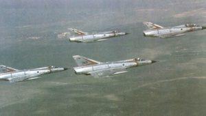 Οι Ισραηλινοί εξευτελίζουν την Σοβιετική Αεροπορία πάνω από το Σινά