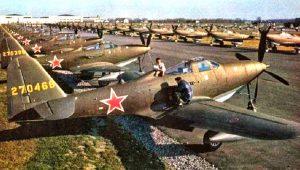 B ΠΠ: Αμερικανικά-βρετανικά αεροσκάφη, όπλα, εφόδια σώζουν την ΕΣΣΔ (vid.)