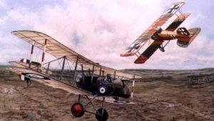 Η μονομαχία δύο άσων… Η πιο δύσκολη αερομαχία του Κόκκινου Βαρώνου
