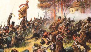 Θάρρος, εμπροσθογεμή & ξιφολόγχες νικούν τους Πρώσους με τα Dreyse