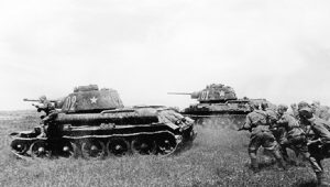 Μόγκιλεφ 1944: Ο δειλός, ευθυνόφοβος στρατηγός, ο αγέρωχος ταγματάρχης