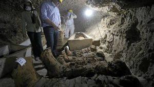 Αίγυπτος: Καταπληκτική ανακάλυψη, νεκρόπολις 4.500 ετών του Παλαιού Βασιλείου