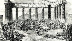 Η Ελλάδα στα χρόνια της χολέρας… «υπουργείο Κατοχής» και ταπείνωση