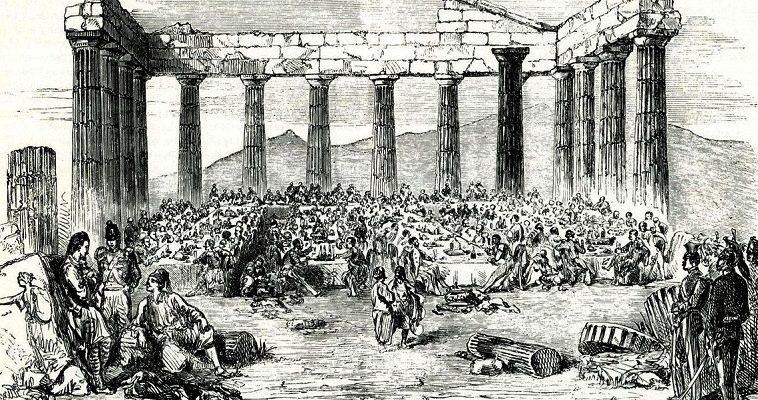 Αποτέλεσμα εικόνας για ΕΠΙΔΗΜΊΑ ΣΤΗΝ αΘΗΝΑ ΤΟ 1854