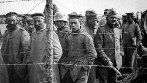 Α' Παγκόσμιος: Οι ΔΟΛΟΦΟΝΙΕΣ Γερμανών ΑΙΧΜΑΛΩΤΩΝ από τους Βρετανούς