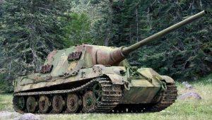 """Jagdtiger… Ο πανίσχυρος """"Κυνηγός Τίγρης"""" του Β' ΠΠ στη μάχη (vid.)"""