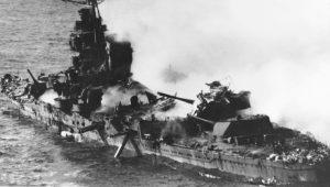 """Λοχαγός Φλέμινγκ: Ο Αμερικανός """"καμικάζι"""" της ναυμαχίας του Μίντγουεϊ"""