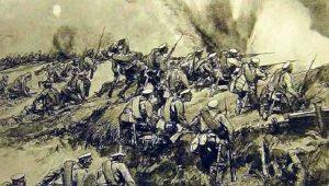 Οι ανίκανοι στρατηγοί… Η σφαγή της Τσαρικής Φρουράς, απώλειες 50 – 70%