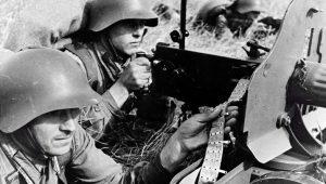 Ο ήρωας στρατιώτης με το τσεκούρι που αποκεφάλισε τους Γερμανούς…