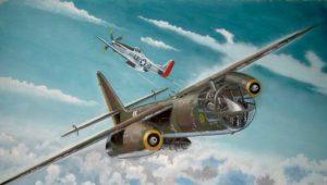 """Η μη αντιμετωπίσιμη αεριωθούμενη """"αστραπή"""" της Luftwaffe (vid.)"""