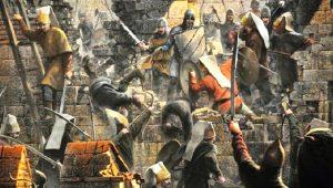 Η πρώτη τουρκική επίθεση στα τείχη της Πόλης… 18 Απριλίου 1453