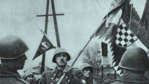 """Η """"Κροατική Λεγεώνα"""" του Μουσολίνι μάχεται και πεθαίνει στο Αν. Μέτωπο"""