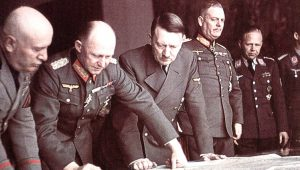 Χίτλερ: Ένας άρρωστος φανατικός, οι αυλοκόλακες και η γερμανική ήττα (vid.)