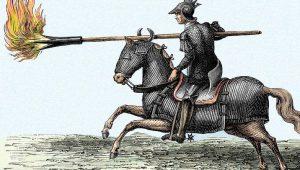 Το πρώτο φορητό πυροβόλο όπλο που έφερε την επανάσταση στον πόλεμο (vid.)