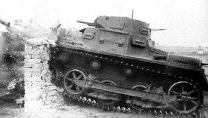 """Panzer I: """"Ο μικρός θωρακισμένος Γερμανός μαχητής"""" πολεμά στην Ισπανία (vid.)"""