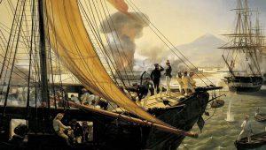 """Ο """"πόλεμος του Ζαχαροπλάστη""""… Το """"δίκαιο"""" των κανονιοφόρων επιβάλλεται"""