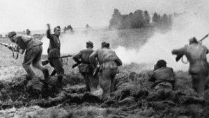 Ένας λόχος οπισθοφυλακής στο Οχυρό 1… Μάχη μέχρις εσχάτων κατά των SS