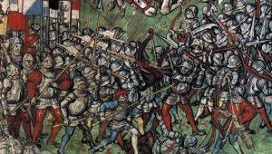 Ο πόλεμος του δρύινου κουβά… Μια φαινομενικά ανόητη πολεμική σύρραξη