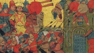 Στρατιώτες, Αλλάγια, μισθοφόροι… Πορεία πτώσης, στρατός Παλαιολόγων