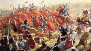 Ανατολικό & Δυτικό Ρωμαϊκό Κράτος… Οι στρατοί τους και οι βάρβαροι