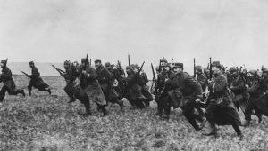 1914: Από τον ενθουσιασμό στο θρήνο… η πρώτη μάχη, προσωπική αφήγηση