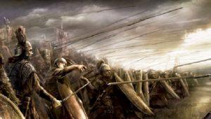 Μια χούφτα επιζώντες… Η Ρώμη κατά των παρανοϊκά γενναίων Νερβίων Βέλγων