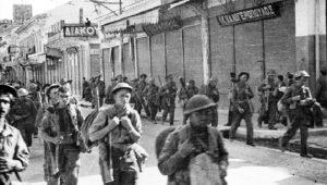 Η Ελληνική Σημαία και ο Αυστραλός στρατιώτης… Μαζί στον Β' Παγκόσμιο