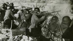 """""""Γαλάζια Μεραρχία"""": Ισπανοί εθελοντές κατά ολόκληρης σοβιετικής στρατιάς (vid.)"""