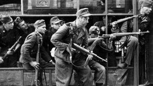 Η ταξιαρχία των καθαρμάτων των SS… Κατακάθια του ανθρωπίνου είδους