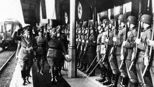 Μυστικός πόλεμος: Κανάρις & Φράνκο αποτρέπουν την κίνηση ΜΑΤ του Χίτλερ