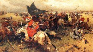 Η μάχη της Τσεσόρα… Ο Λευκός Αετός ταπεινώνει το μισοφέγγαρο