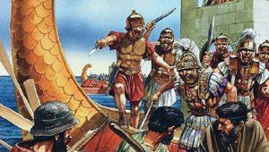Ιούλιος Καίσαρ… Ο Ρωμαίος κρατά τον λόγο του και… σταυρώνει