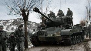 """""""Ανώνυμη Κορυφή""""… Η πρώτη αρματομαχία Μ26 με Τ-34/85 στην Κορέα (vid.)"""