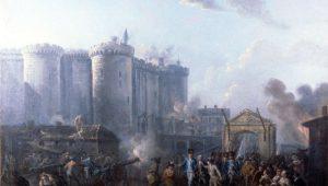 Βαστίλη 14 Ιουλίου 1789: Ο μύθος της κατάληψης και η παράδοσή της