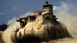 """Άρμα Μ3: """"Μαχητής"""" του Β' ΠΠ, από Αφρική & ΕΣΣΔ, ως τον Ειρηνικό (vid.)"""