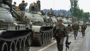 Ο Πόλεμος των 10 Ημερών… Η αρχή του τέλους της πρώην Γιουγκοσλαβίας (vid.)